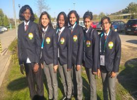 KVS Girls Team