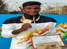 Lohit, Student of Class XI,  KV IISc Bengaluru