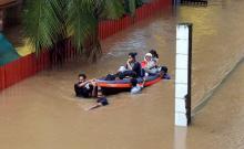 Kerala flood relied